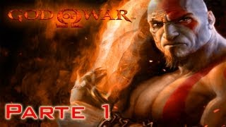 God of War 1 HD Walkthrough - Parte 1 - Español