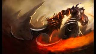 League of Legends free Demonblade tryndamere skin