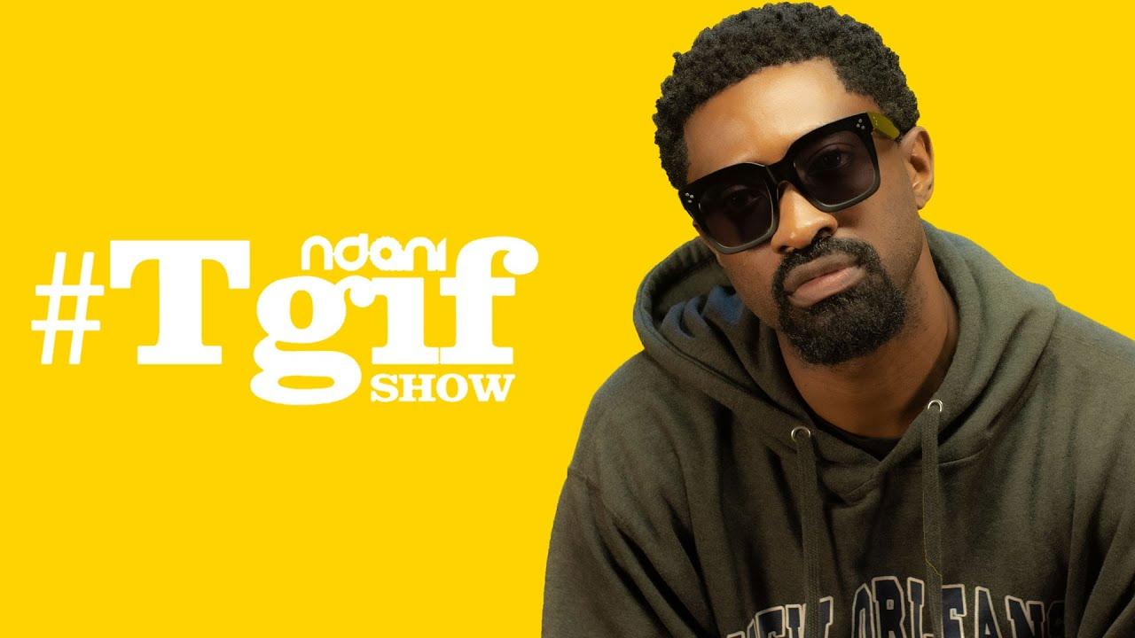 Ric Hassani on the NdaniTGIFShow