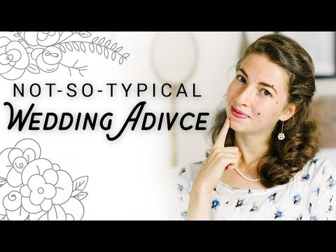 What NOT To Do At Your Wedding! 👰  | Not Your Typical Advice | The Boyer Sisters