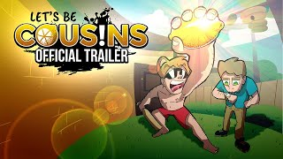 Let's Be Cousins (2020) Official Trailer | Animated Web-Series