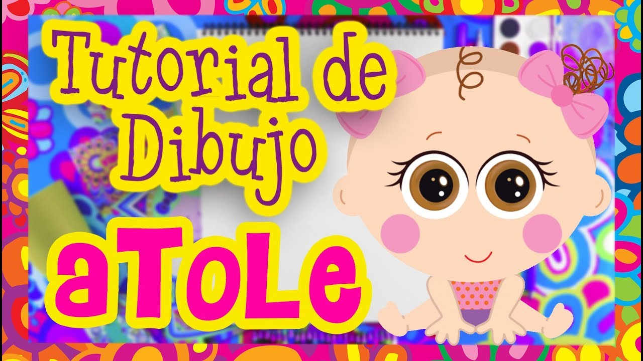 Atole Tutorial De Dibujo Distroller Youtube