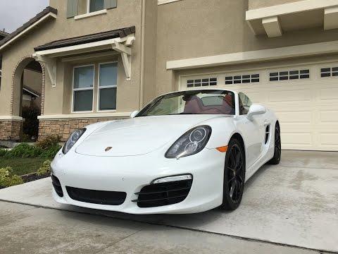 Porsche Boxster avilable for rent in South San Francisco/Dublin
