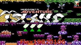 Adventure Island 3 - NES: Hudson