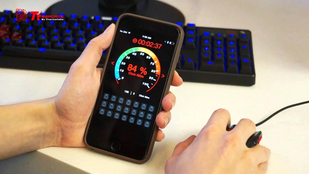 b6d94f10ef2 Tt eSPORTS Plus mobile application introduction - YouTube