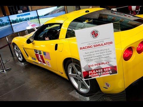 Plan a Visit – National Corvette Museum