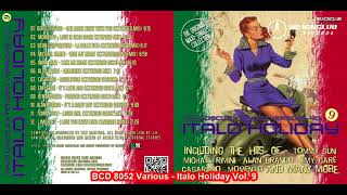 Download Various - Italo Holiday Vol. 9 (Promo Mix-Italo Disco 2018) MP3 song and Music Video