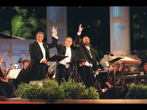 The 3 Tenors in New York 1996