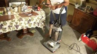 Trash Picked Hoover Bagless Vacuum Cleaner