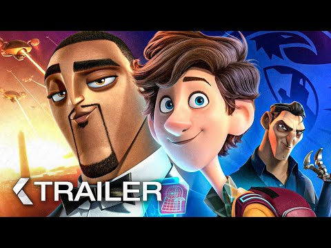 SPIES IN DISGUISE Final Trailer (2019)
