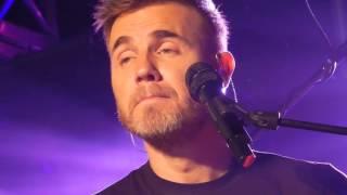 Take That -A Million Love Songs / Babe - Hard Rock Cafe Dubai 31/10/2015