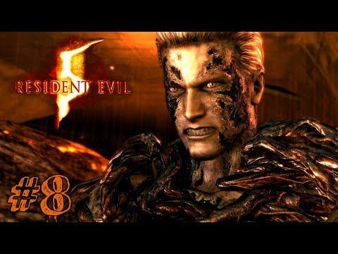 БЕССМЕРТНЫЙ УПЫРЬ! ► Resident Evil 5 Прохождение #8 ► ХОРРОР ИГРА