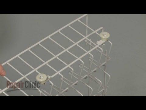 Dish Rack Roller - GE Dishwasher