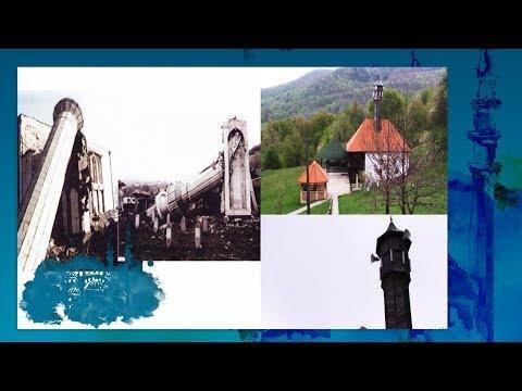 Od rata do danas obnovljeno oko 800 džamija u BiH - 21.05.2018.