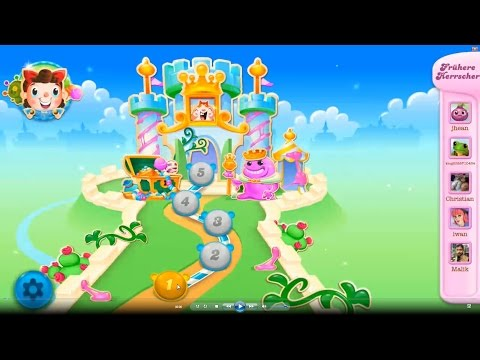 Candy Crush Soda Saga - SPECIAL QUEST (be a king)