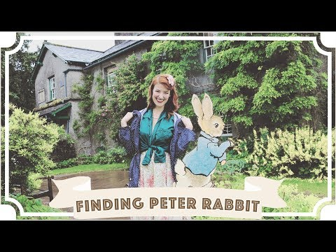 Fangirling At Beatrix Potter's Hill Top Cottage [CC]
