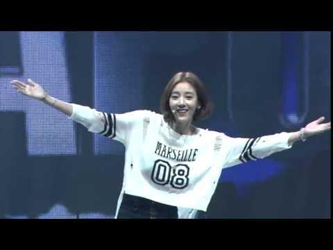 Son Dam Bi performing Crazy, Dripping Tears & Saturday Night at WAPOP Concert