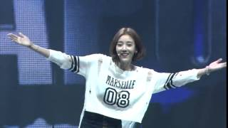 Son Dam Bi performing Crazy, Dripping Tears & Saturday Night at WAPOP Concert