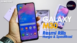 SAMSUNG GALAXY M30 | Inilah Versi Terbaik Seri Galaxy M | Harga & Spesifikasi Indonesia