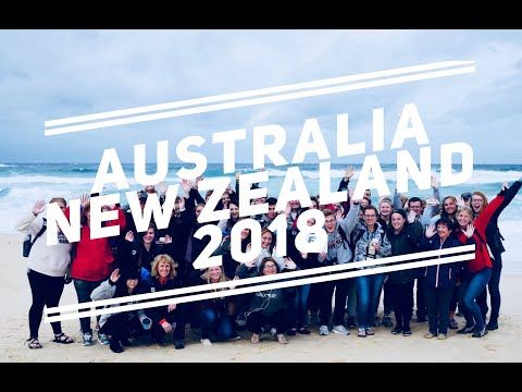 EF Tours Journey Down Under | Australia & New Zealand 2018 | SASD