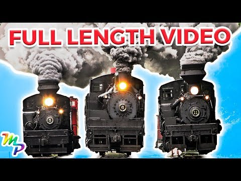 Famous Train Ride in West Virginia | Full Length Video | CASS Scenic Railroad