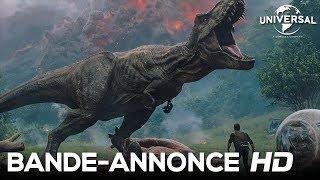 Jurassic World : Fallen Kingdom / Bande-annonce 1 VF [Au cinéma le 6 juin] streaming