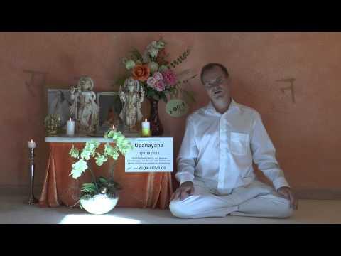 Upanayana – Einweihungsritual für Jugendliche - Sanskrit Wörterbuch