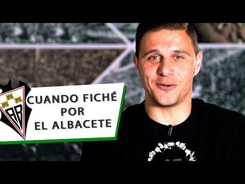 Cuando fiché por el el Albacete Balompié | JOAQUÍN SÁNCHEZ | VLOG