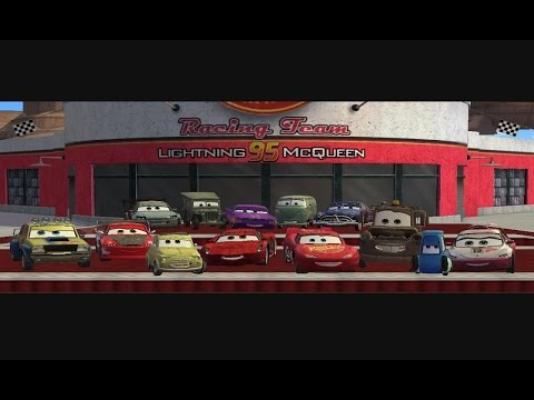 Cars:Mater National - Walkthrough - Final