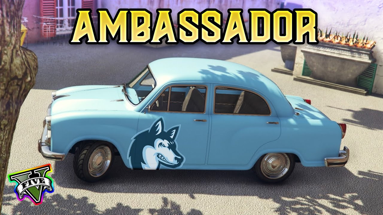 Ambassador car delivery | Twist in the end | GTA5
