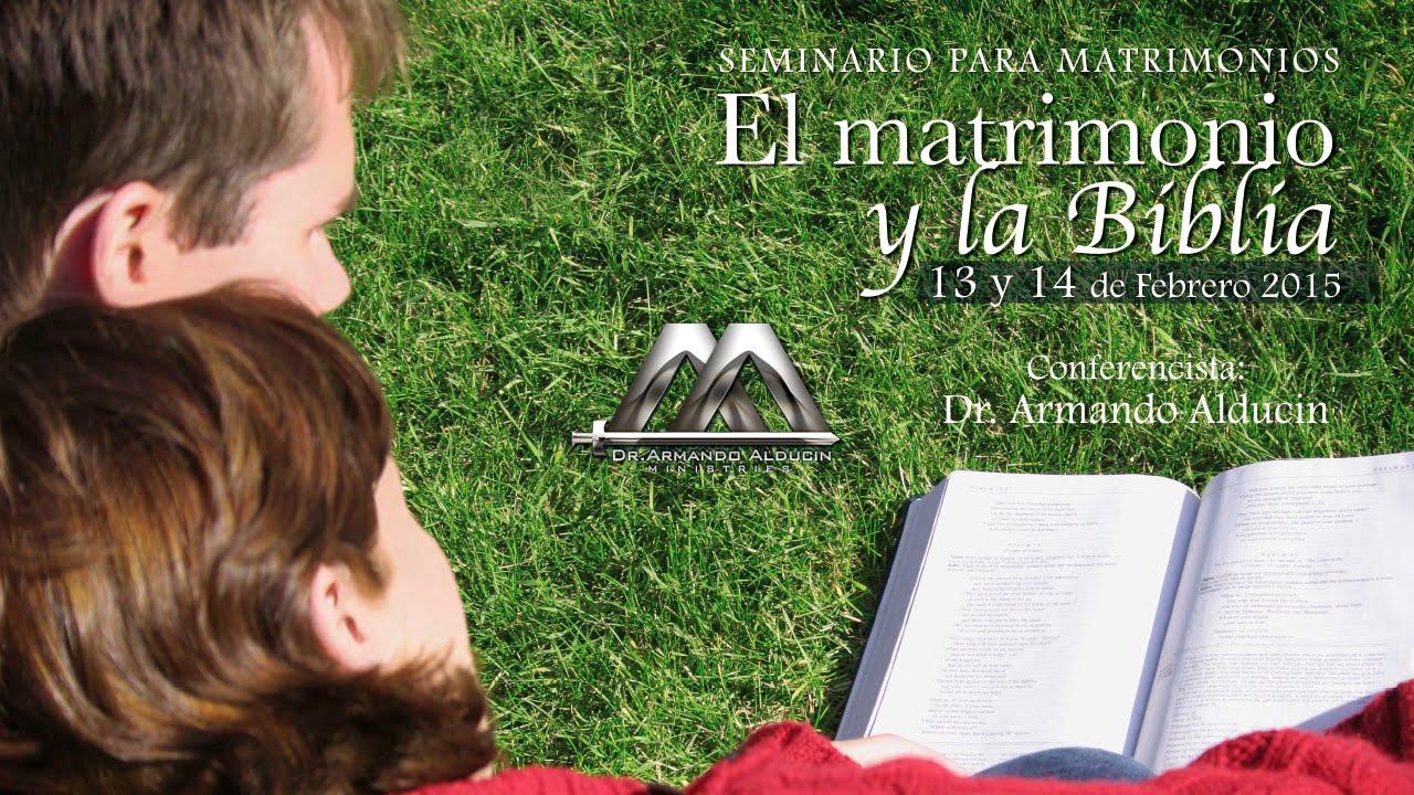 Biblia Y Matrimonio : El matrimonio y la biblia ra parte hd youtube