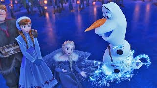 'Olaf's Frozen Adventure' Trailer: Anna and Elsa's Snowman Pal Gets in the Holiday Spirit!