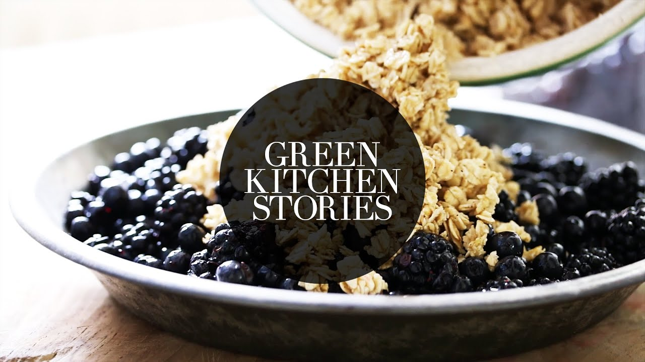 Green Kitchen Stories Cookbook The Best Recipe Videos On Youtube For People With No Time To Cook