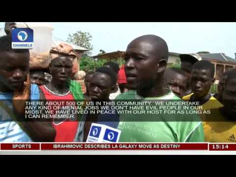 Uteh Community,Ikpoba Okha Attracts Manual Labourers