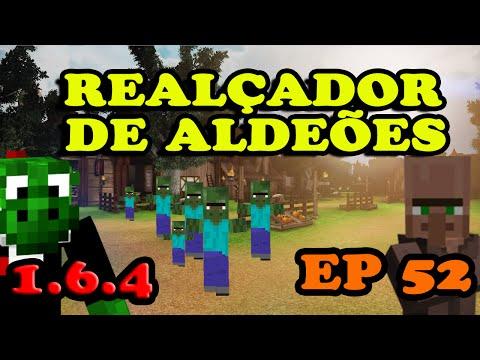 Realçador De Aldeões - Minecraft Com Mods 1.6.4 EP52