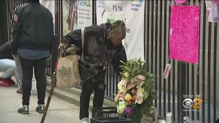 Vigil Held For 6 Killed In Harlem Apartment Fire