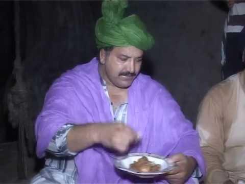 Shahid Babar Pehalwan Sher E PAKISTAN Sehri Or Iftar With ARY NEWS