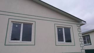 Недорогой дом на просторном участке в пригороде Новороссийска