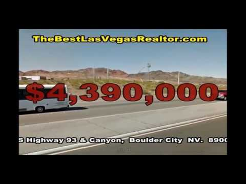 Vacant Land In Boulder City Nevada 89005