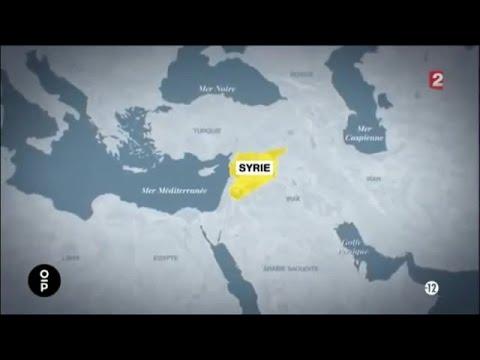 SYRIE : L'énergie au coeur du conflit - France 2