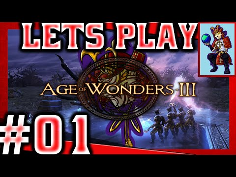Age Of Wonders 3 Let's Play / Multiplayer | The Iron Isles | #01 |