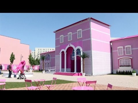 A casa da barbie em berlim youtube - La casa de la manpara ...