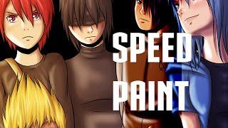 -5 Elementos- Speed Paint-