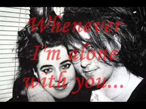 Love Song--The Cure(with lyrics)