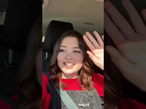 "Girl Sings In Car With Her Mum ""someone You Loved"" By Lewis Capaldi"