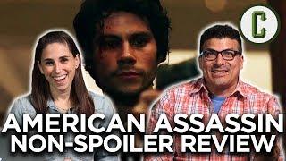 American Assassin Movie Review (Non-Spoiler)