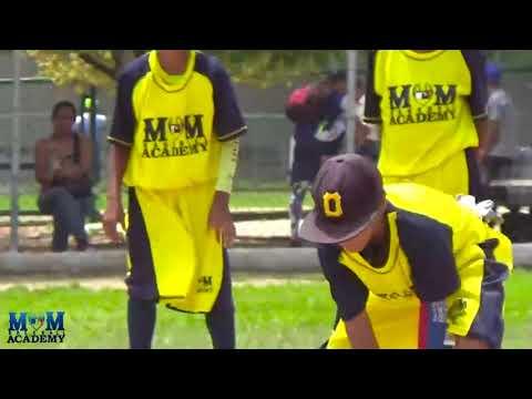 Programa de desarrollo béisbol menor de la academia MM