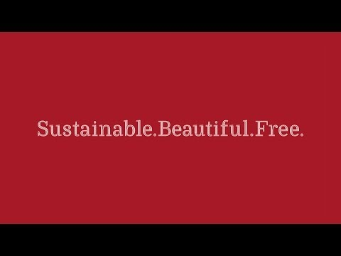 Ryman Eco - The world's most beautiful sustainable font