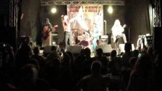 Haemorrhage @ Fekal Party 2015