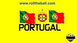 Portugal Team Fixtures - Group A -2018 FIFA World Cup - Rolltheball